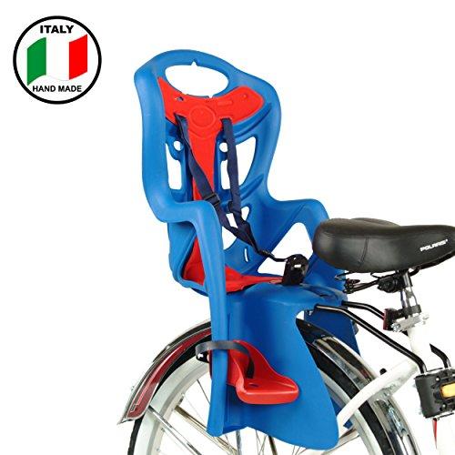 Bellelli Pepe Rear Mounted Baby Carrier