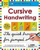 #3: Wipe Clean Workbook: Cursive Handwriting (Wipe Clean Learning Books)