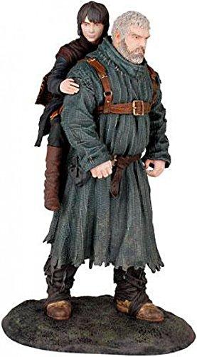 Dark Horse Deluxe Game of Thrones: Hodor & Bran Figure