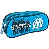 Quo Vadis - Olympique Marseille - Fourre-Tout 2 Compartiments - 23x10 cm