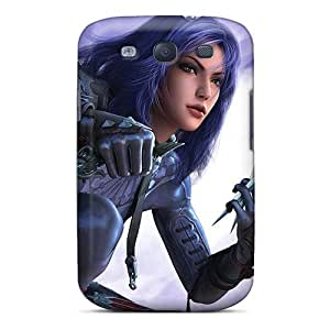 Jeffrehing Case Cover For Galaxy S3 Ultra Slim OGPfoHZ444OKcbt Case Cover