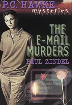The Email Murders 0786815795 Book Cover