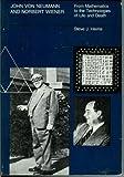 John Von Neumann and Norbert Wiener, Steve J. Heims, 026258056X