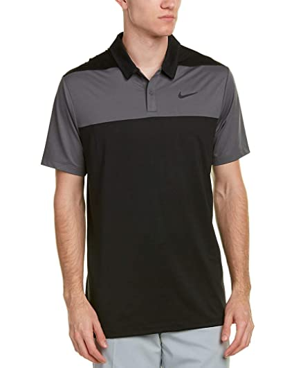 11eaf4f1 Amazon.com: Nike Dry Color Block Men's Golf Polo: Sports & Outdoors