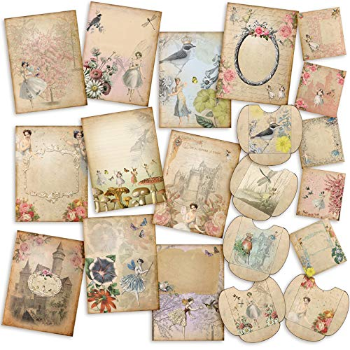 (Fairy Tale Journal DIY - EZ Journal 7006 )