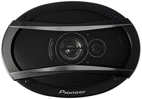 "Pioneer TS-A6976R A-Series 6"" X 9"" 550W 3-Way Speakers"