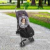Alphabetz Universal Baby Stroller Sleeping Bag