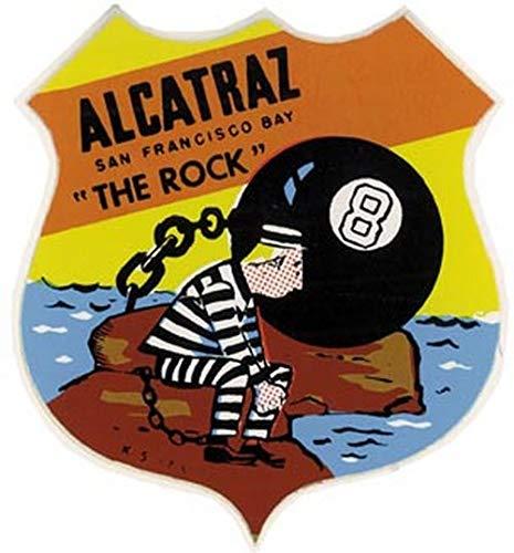 Alcatraz San Francisco Bay The Rock