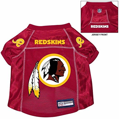 (Washington Redskins Pet Dog Football Jersey MEDIUM)