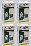 Accu Chek Compct Plus ( SIZE 204 pack or 4 packs of 51)