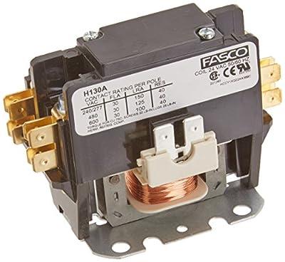Fasco Motors H130A Contactor