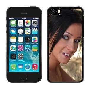 Unique Designed Cover Case For iPhone 5C With Kristina Uhrinova Girl Mobile Wallpaper Phone Case