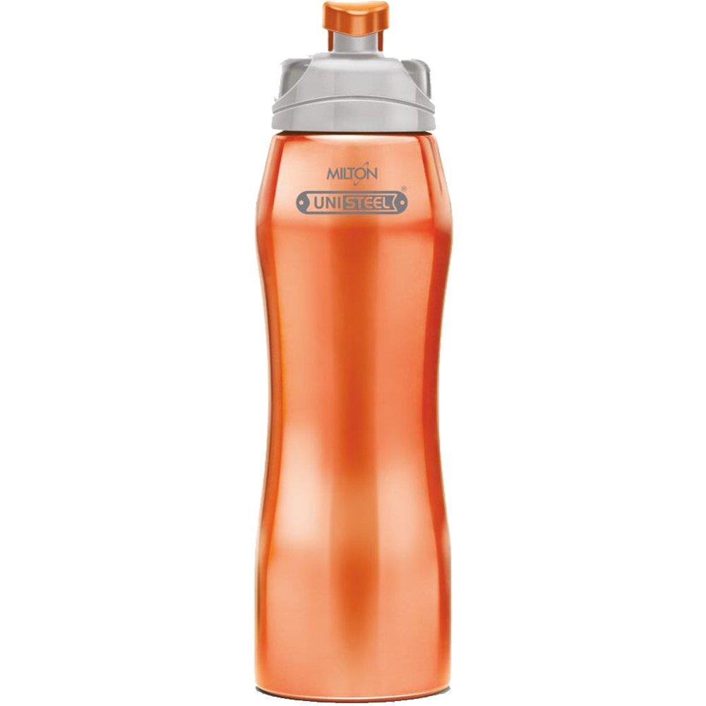 Milton Hawk 750 Stainless Steel Bottle, 750ml, Orange