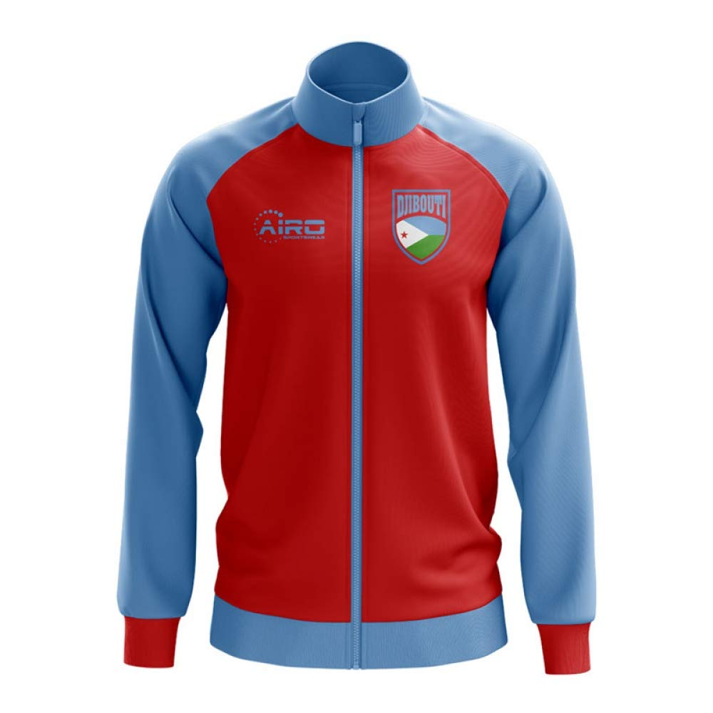 Airo Sportswear Djibouti Concept Football Track Jacket (ROT) - Kids