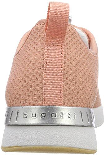 Rose rose 442271026900 Femme Bugatti Baskets 3400 RI6xdwq