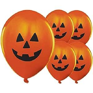 Pumpkin iLLoom Globos (Pack 5)