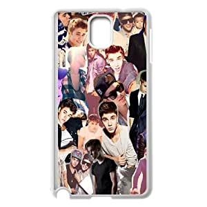Custom High Quality WUCHAOGUI Phone case Singer Prince Justin Bieber Protective Case For Samsung Galaxy NOTE4 Case Cover - Case-16