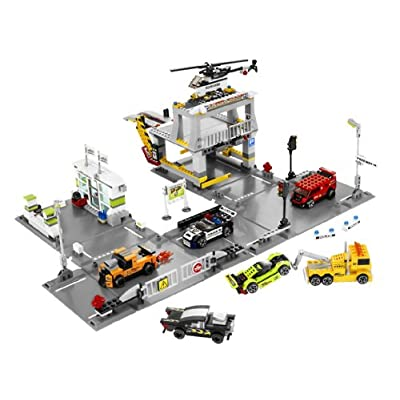 LEGO Racers Street Extreme (8186): Toys & Games