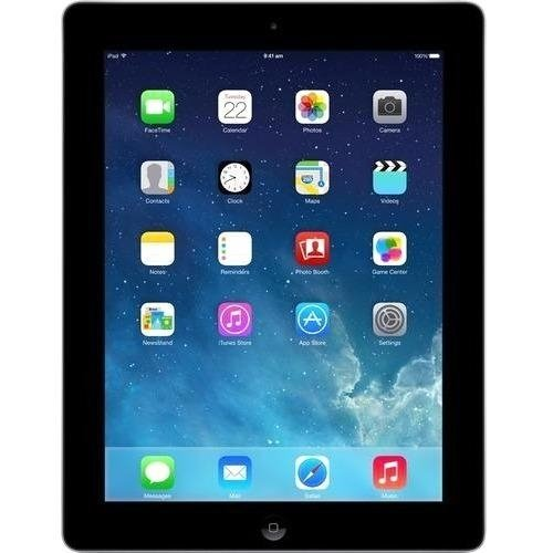 Apple iPad with Retina Display MD510LL/A (16GB, Wi-Fi, Black) 4th Generation (Certified Refurbished)