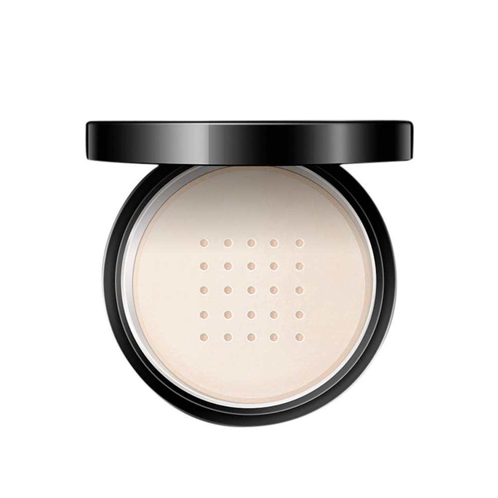 LEERYAAY MakeUp Health and Beauty BIOAQUA Loose Powder Smooth Light to Silk Face Oil Control Corrective Skin