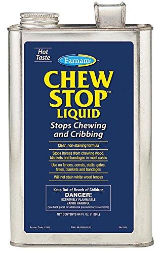 272582 Liquid chewing Deterrent Horses