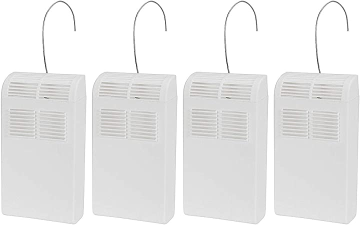 4 x Radiator Hanging Humidifiers Room Moisture Water Humidity Control Mould Dry Ar