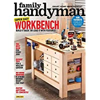 1-Year (9 issues) of Family Handyman Magazine Subscription