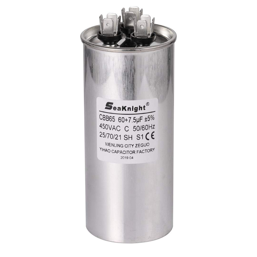 Amazon.com: BlueCatELE Condensador de aire acondicionado de ...