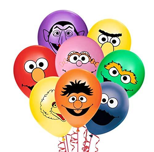 Sesame Street The Count - Merchant Medley 24 Count Sesame Inspired