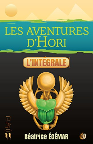 Amazon Com Les Aventures D Hori L Integrale Des 5 Tomes De
