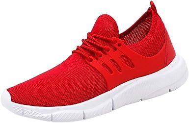 Darringls Zapatos de Hombre,Zapatos de Running para Hombre Mujer ...