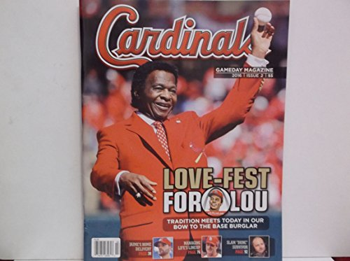 Cardinals Gameday Magazine 2016 * Issue 2
