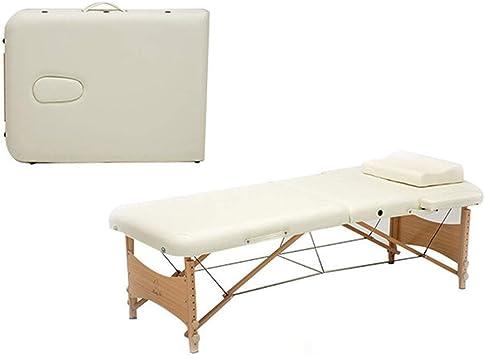 Camillas masajes plegables Portátil Relajante Masaje corporal ...