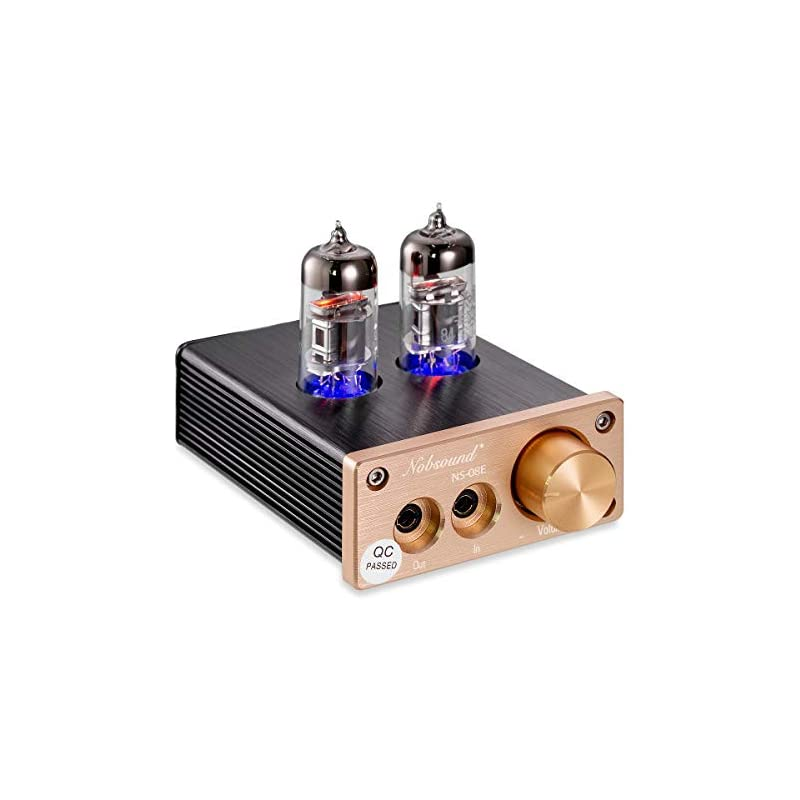 Nobsound NS-08E Vacuum Tube Integrated A