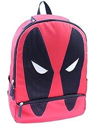 Marvel Deadpool Childrens Backpack, Red