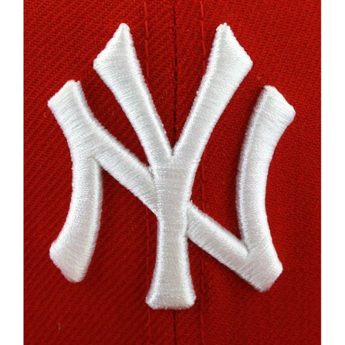 New 59fifty Yankees Mlb Gorra White Ny Black Era de Basic b Fitted XwrfXq