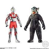Soft Vinyl Hero VS Ultraman Confrontation set Ultraman orb appeared Hen [4. Ultraman VS alien mephilas] (single)