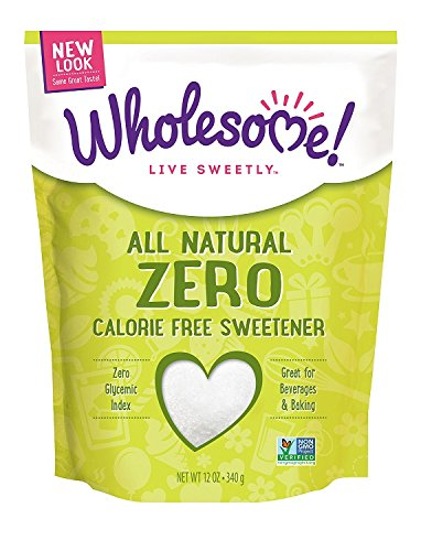 Wholesome, Sweeteners Zero, 12 oz., (Natural Zero Calorie Sweetener)