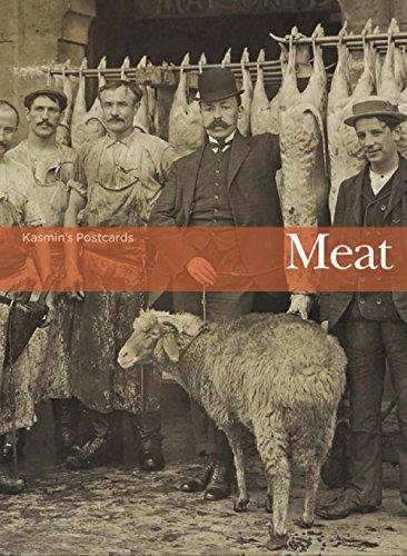 Kasmin's Postcards: Meat ebook