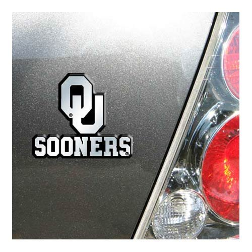 Oklahoma Sooners Auto (Oklahoma Sooners Auto Emblem -)