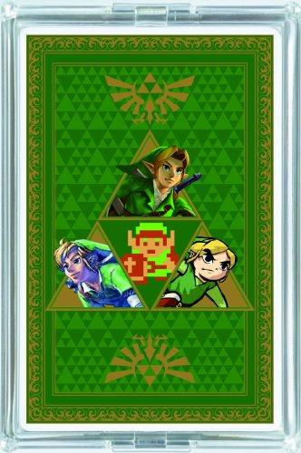 Nintendo Legend Zelda Trump Playing