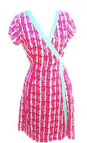 La Fiancée du Mékong la Robe Ganesh Ipanema Punch - taille XL