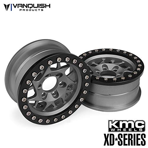 Vanquish Products KMC 1.9 XD127 Bully Grey -