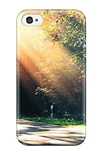 Premium Iphone 4/4s Case - Protective Skin - High Quality For Paradise Path