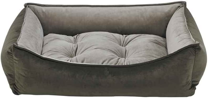 Bowsers Gold Series Microvelvet Scoop Dog Bed