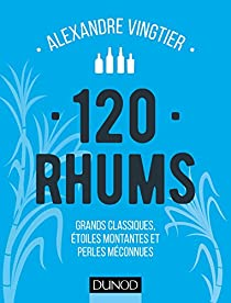 120 Rhums par Vingtier