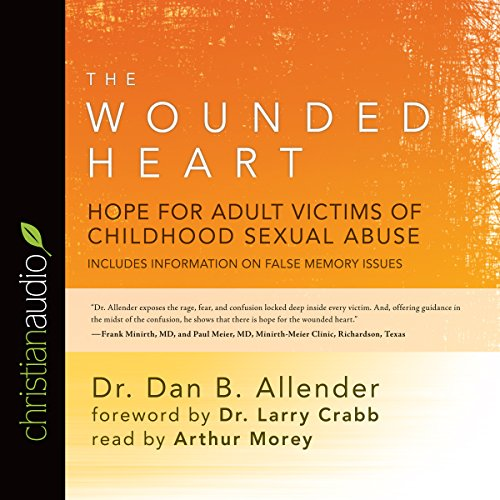 The Wounded Heart: Hope for Adult Victims of Childhood Sexual Abuse Audiobook [Free Download by Trial] thumbnail