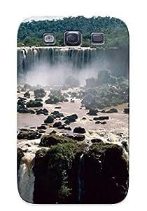 CJwCbHu1027GfUcK Tough RocksFor Case Iphone 6Plus 5.5inch Cover /rocks Case ForFor Case Iphone 6Plus 5.5inch Cover(iguassu Falls Brazil00) / New Year's Day's Gift