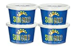 manufacturing containers - Sun Gold Manufacturing All Purpose Cleaner Super Concentrated 4 Pint Container [A-1 Rated by NSF, USDA Certified] Safe Non-Toxic Biodegradable - Industrial Strength