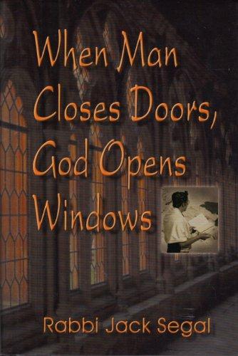 (When man closes doors, God opens windows)